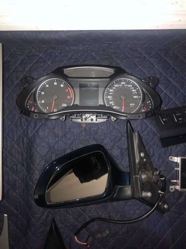 Audi A4 A5 09-12 parts LMK