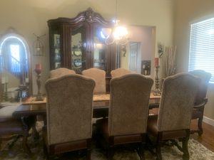 Formal dining room set. for Sale in Elk Grove, CA