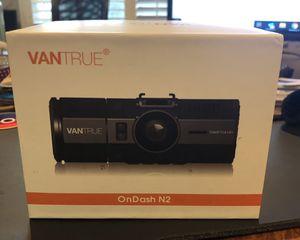 Vehicle Dash Camera - VanTrue OnDash N2 for Sale in Fairfax, VA