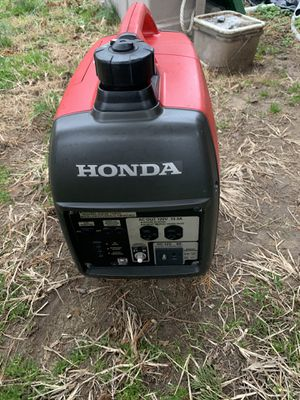 Generator Honda 2000 for Sale in College Park, MD