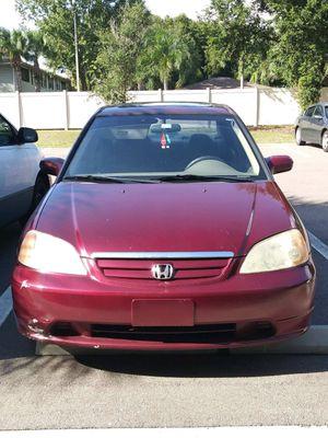 Honda civic EX 2002 for Sale in Brandon, FL