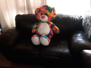 Rainbow teddy for Sale in Monrovia, CA