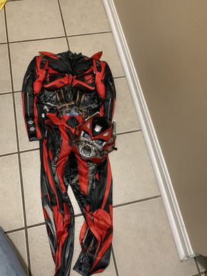 Transformers costume for Sale in Lawrence, PA