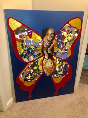 Original Abstract Art $60-$240 for Sale in Garner, NC