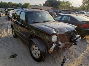 2005 Jeep Liberty 3.7 PARTS for Sale in Houston, TX
