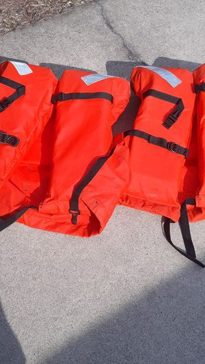 Kent off shore life jackets for Sale in Sunbury, PA