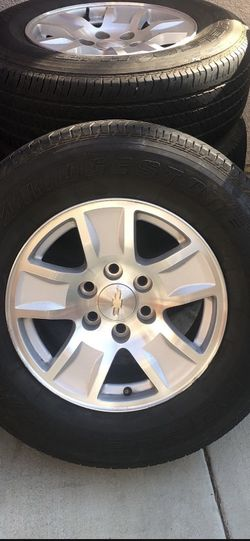 Chevy Rims 2021 for Sale in Riverside,  CA
