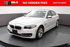 2016 BMW 5 Series for Sale in Hialeah, FL
