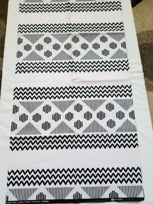 White African Tribal Print Fabric Sold Per Yard for Sale in San Antonio, TX