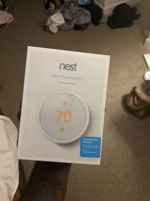 Nest termostato for Sale in Washington, DC