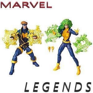 Marvel Legends 90s Havok and Polaris 6-Inch Action Figures Exclusive *** PRE-ORDER *** for Sale in Los Angeles, CA