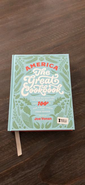 Brand new cook book for Sale in San Antonio, TX