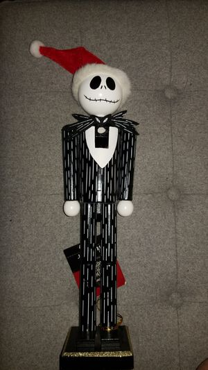 Disney the nightmare before Christmas nutcracker for Sale in New York, NY