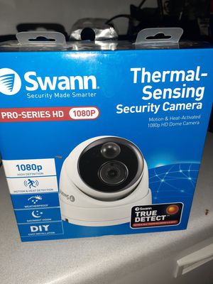 Swann security camera for Sale in Lansing, KS