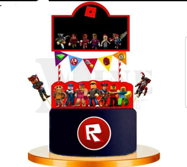Roblox balloons Roblox decorations roblos party supplies
