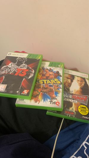Xbox 360 games for Sale in Elizabeth City, NC