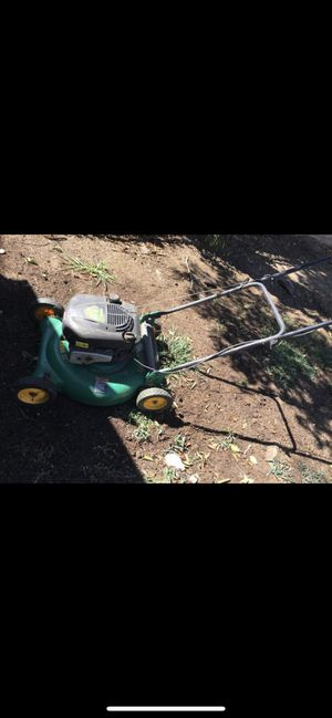 Weed eater lawn mower for Sale in Highland, CA