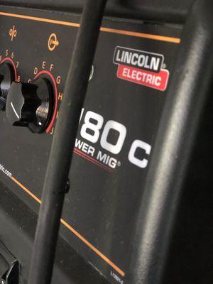 Lincoln welder 180c. 220watt for Sale in Oakland, CA