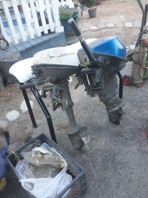 Two outboard motors for Sale in Yucaipa, CA