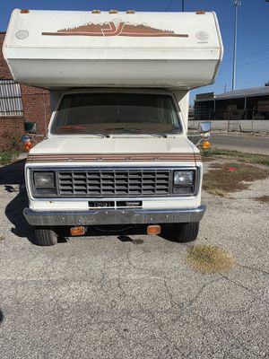 1982 camper rv for Sale in Indianapolis, IN