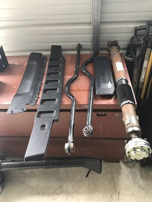 2016 Jeep Rubicon parts for Sale in Niederwald, TX