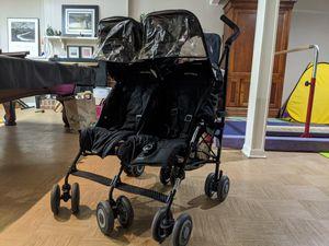 Double Stroller MacLaren twin techno for Sale in Fairfax, VA