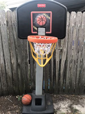 Fisher Price Basketball Hoop for Sale in Tampa, FL