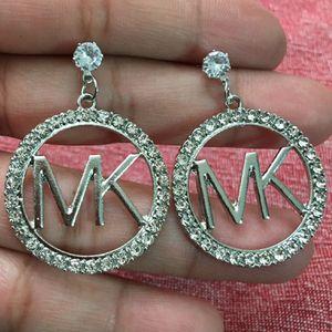 Beautiful MK Diamond earrings for Sale in Bloomington, CA