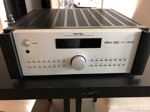 Rotel RSX-1057 Receiver and Amplifier for Sale in Seattle, WA