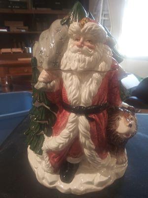 Vintage 10 in Santa cookie jar for Sale in Powder Springs, GA