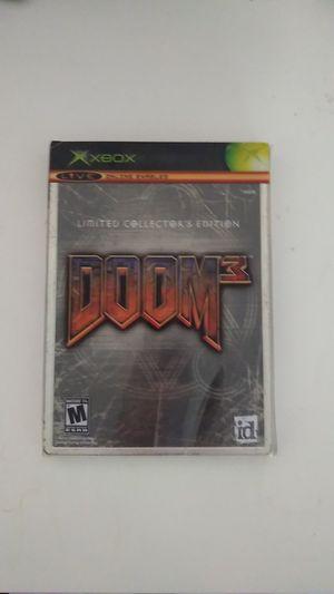 Doom 3 steelbook for Sale in Edgewood, WA