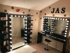 Makeup vanity for Sale in Midland, TX