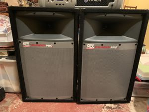 Crown XLS1000 & 2 MTX Thunder Pro 2 for Sale in Rockville, MD