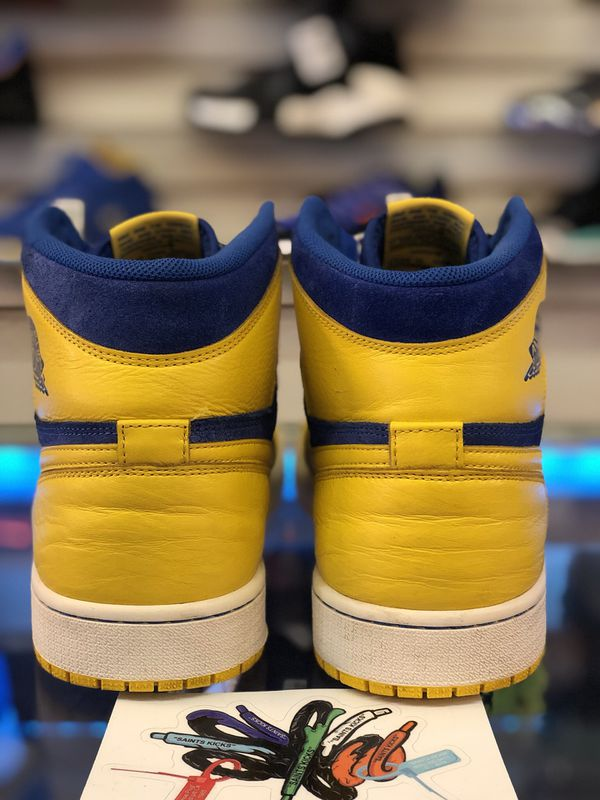"Air Jordan 1 Retro High ""Laney"""
