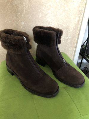 Size 8 ladies booties for Sale in Palmdale, CA
