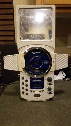 CD player am FM radio and clock for Sale in Hesperia,  CA