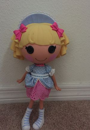 Lalaloopsy full size doll for Sale in Kissimmee, FL