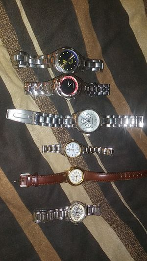 Assorted mens and womens watches for Sale in Medford, NJ