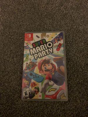 Super Mario Party(Switch) for Sale in El Sobrante, CA