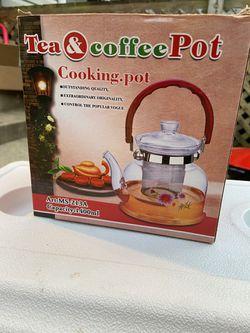 Ming Ye Tea & Coffee Pot for Sale in Aspen Hill,  MD