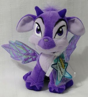 NWT Faerie Ixi Neopets JakksPacific Plush Doll with KeyQuest Virtual Code Series 3 for Sale in Homestead, FL