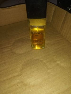 Chanel No5. Eau de Toilette Spray pre-owned.Half Bottle left 0.5 fl ounces for Sale in Lakeland, FL