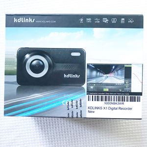 KDLINKS X1 GPS Enabled Full HD 165 degree wide angle Dashboard Camera Recorder Car Dash Cam Bundle with Samsung 128GB memory card for Sale in Norfolk, VA