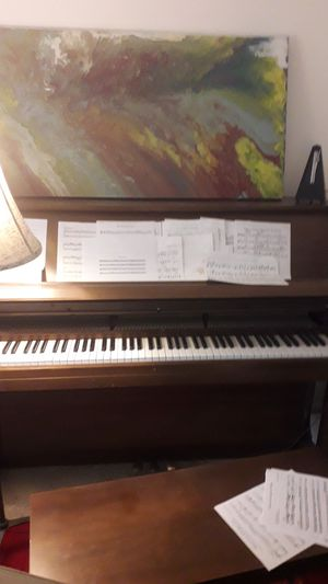 Piano for sell for Sale in Santa Ana, CA