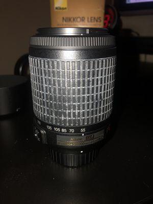 Nikon lense for Sale in Elk Grove, CA