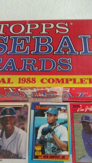 1988 topps baseball cards for Sale in Concord, CA