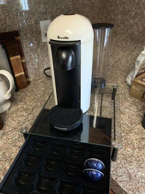 Nespresso Breville machine for Sale in Hemet, CA