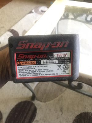 Snap On impact drill no charger for Sale in Norfolk, VA
