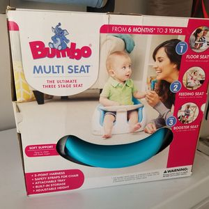 Bumbo multi seat for Sale in Charlotte, NC