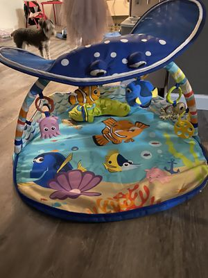 Finding Nemo Tummy Time Mat for Sale in Denver, CO